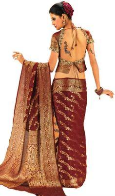 Moda Indiana Feminina: Fotos e Looks da Moda da Índia