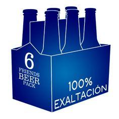 Six Friends Beer Pack
