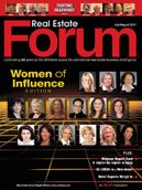 2011 Women of Influence  Published in: Real Estate Forum – August 29, 2011    The industry's most accomplished women professionals have excelled at everything from finance to architecture. The past twelve months have been among the busiest in Consolo's career and have