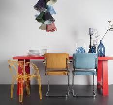 kersenhouten tafel met roze stoelen - Google zoeken
