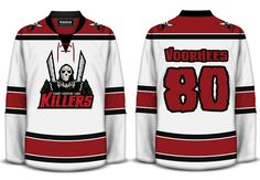Geeky Jerseys | Only Available for a Limted Time! CCL Killers