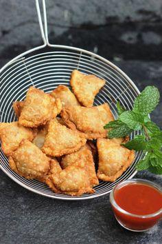 Chicken Samosa – InduGetsCooking