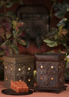 Scentsy warmers are beautiful and there is something for everyone!   www.smlzgood.com