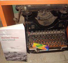 Páginas Colaterales: Arno Schmidt. Mariano Dupont