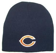 Officially Licensed NFL Chicago Bears Beanie Hat . $14.95
