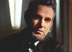 """Abraham Lincoln (Daniel Day-Lewis): """"Shall we stop this bleeding?"""" -- from Lincoln (2012) directed by Steven Spielberg"""