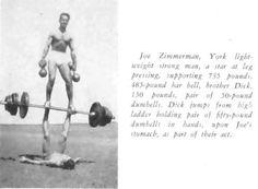 """сверхбро - Нормативы Хоффмана из книги """"Тяжелая атлетика"""" (1939) - часть 2"""