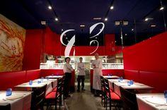 El cañadio | C/ Conde Peñalver 86 http://www.restaurantecanadio.com/  By Elena