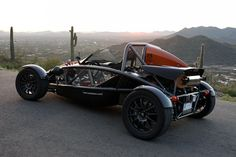Quick Spin: Ariel Atom 3 is awesomeness that defies all classification Ariel Atom 3, Technology Design, Spinning, Antique Cars, Desert Road, Planes, Trains, Innovation, Automobile