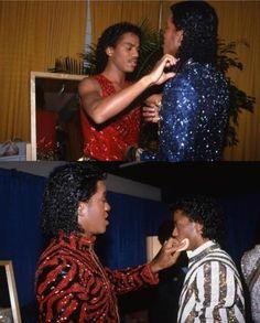 Marlon & Jermaine Jackson Jermaine Jackson, Jackson Family, Prom Dresses, Formal Dresses, One Shoulder, Fashion, Dresses For Formal, Moda, Formal Gowns