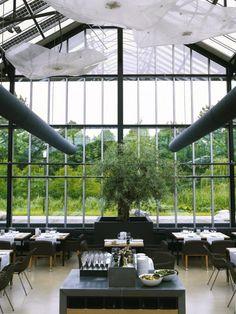 De Kas Greenhouse in Amsterdam