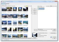 Faststone Photo Resizer  screen shot