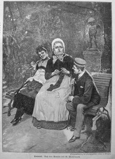 Studentika Tändelei Stich V 1895   eBay
