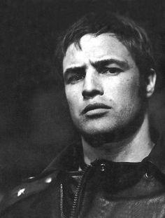 NN Marlon Brando, 1950s.  No wonder!