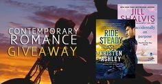 #Contemporary #Romance #Giveaway – #Win 2 #ContemporaryRomance Novels! #FREEbooks #KristenAshley #JillShalvis