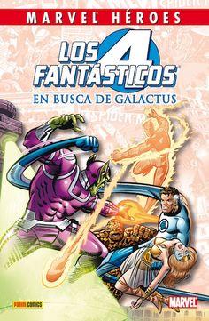 23 Los 4 Fantásticos: En busca de Galactus