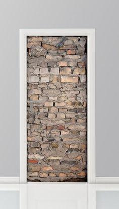 Beton trap deursticker deur pimpen pinterest - Keuken eiland dimensie ...