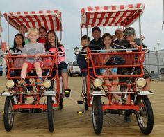 Bike World Boardwalk Rentals | Ocean City Maryland Vacation Guide