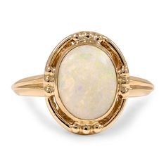 The Ozell Ring #Vintage