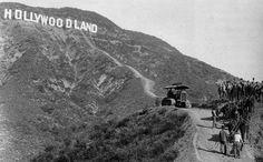 Retronaut - The Hollywoodland Sign, 1923-1949
