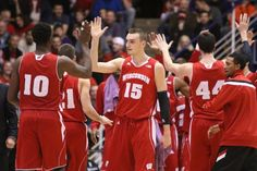 wisconsin badgers basketball 2015 - Google Search