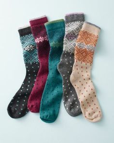 Shop for women's socks and tights at Garnet Hill. Find cashmere women's socks, smooth cotton tights, and comfy leggings for all seasons. Lots Of Socks, Funky Socks, Cool Socks, Popular Shoes, Clothing Photography, Fall Accessories, Fashion Socks, Autumn Fashion, Garnet