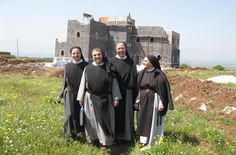 "A letter from Trappist nuns in Syria: ""Blood fills our streets, our eyes, our hearts"" 