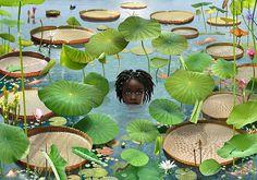 Strangely beautiful - art by Ruud van Empel