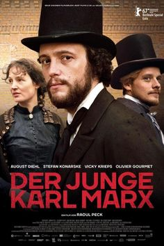 Watch The Young Karl Marx (2017) Full Movie HD Free Download