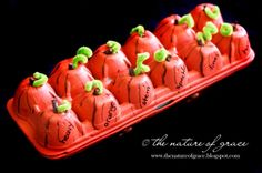 The Nature of Grace: Lesson Theme: Pumpkins!