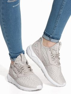 Nelly.com: TUBULAR RUNNER W - Adidas Originals - women - Granite. New clothes, make - up and accessories every day. Over 800 brands. Unlimited variety.