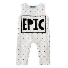 ff7c981bdedd Aliexpress.com   Buy Baby boy romper summer letter Cross newborn baby  romper for girls boys new fashion 2017 infant baby boy jumpsuit rompers  brand from ...