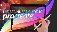 A guide to the essentials of Procreate app for beginners. Here I help artists new to digital painting get started creating art on the ipad with Apple Pencil . Inkscape Tutorials, Art Tutorials, Pencil For Ipad, Paint App, Animation Tutorial, Ipad Art, Digital Art Tutorial, Lettering Tutorial, Essentials