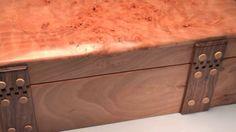 Nice wooden hinges