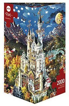 Puzzle 2000 CARTOON (τρίγωνο κουτί) Ryba - Βαυαρία