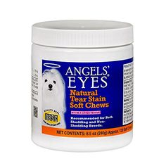 ANGELS' Eyes 120 Count Natural Chicken Formula Soft Chews for Dogs * More info could be found at the image url.