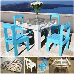 17 Fabulous DIY Outdoor Pallet Furniture Ideas and Tutorials | www.FabArtDIY.com - Part 2
