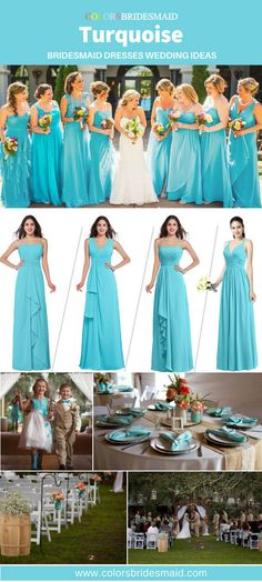 Turquoise bridesmaid dresses $69-99, tailor made, perfect fit, all sizes. #colsbm #bridesmaids #weddings #weddingideas #turquoisewedding Turquoise Bridesmaid Dresses, Bridesmaids, Simple Dresses, I Dress, Princesses, Weddingideas, Dresses Online, Perfect Fit, Gowns