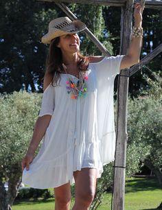 b8acf74066 Las 41 mejores imágenes de vestidos ibicencos