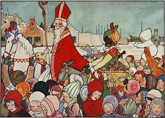 De Goede Sint - Rie Cramer by breigaren,