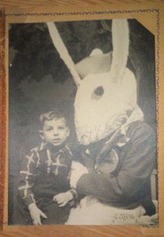 29 Creepy Easter Bunnies That Will Haunt Your Dreams Forever