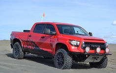 "For Sale: $47,500 USD Nitro Gear Supercharged, Long Travel Toyota Tundra ""More Than TRD Pro"" Tundra, The truck that Toyota never built – A Crewmax with a 6.5′ bed! Coined &#…"