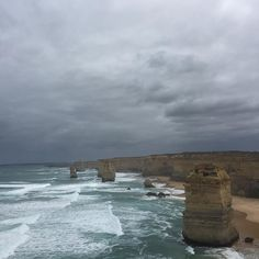 Today I took a drive along a road near an ocean and it turned out to be pretty great. #greatoceanroad #12apostles #roadtrip #australia by reed_dela_paix http://ift.tt/1ijk11S