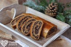 Czech Recipes, Ethnic Recipes, Valspar, Healthy Cookies, Desert Recipes, Christmas Cookies, Banana Bread, Cake Recipes, Food And Drink