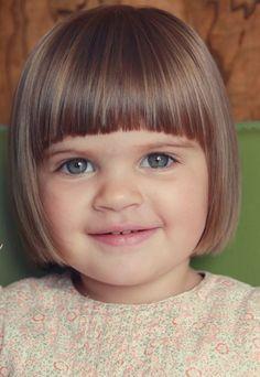 Best hairstyles with bangs kids haircuts 58 Ideas Toddler Bob Haircut, Little Girl Bob Haircut, Baby Girl Haircuts, Kids Short Haircuts, Little Girl Hairstyles, Hairstyles With Bangs, Cool Hairstyles, Bob Haircuts, Kids Hairstyle