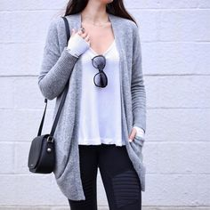 20 Cardigans You Should Definitly Check Out This Fall/Winter For Women - Style Spacez