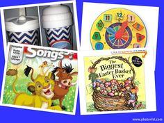 Easter Basket Filler Ideas!