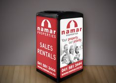 Namar Properties - Bin Design #Design #Namar #NamarProperties #Print #PortElizabeth #Advertising #EasternCape Design Design, Print Design, Graphic Design, Port Elizabeth, Advertising, Coffee, Creative, Modern, Kaffee