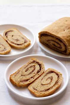 jam bread rolls recipe - this is my favorite type of bread to make for breakfast or snack. The possibilities are endless! Jam, cinnamon and sugar, nuttella, peanut butter, whatever filling you please, I usually go with homemade jam and have even added peanut butter to the dough for a hot PB&J