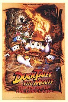 DuckTales: The Movie - Treasure of the Lost Lamp 1990